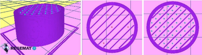 Tecnología de bioimpresión para la creación de scaffolds personalizados para el control de liberación de fármacos en enfermedades