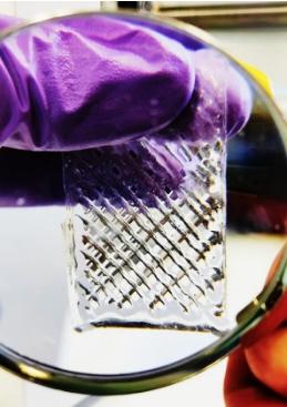 Los resultados de los intentos de mejora de los dispositivos médicos comienzan a ser positivos gracias a la combinación entre PDMS y la bioimpresión 3D.
